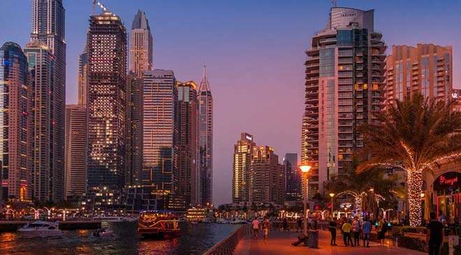 all inclusive Dubai holidays