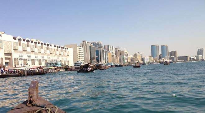 budget travel Dubai