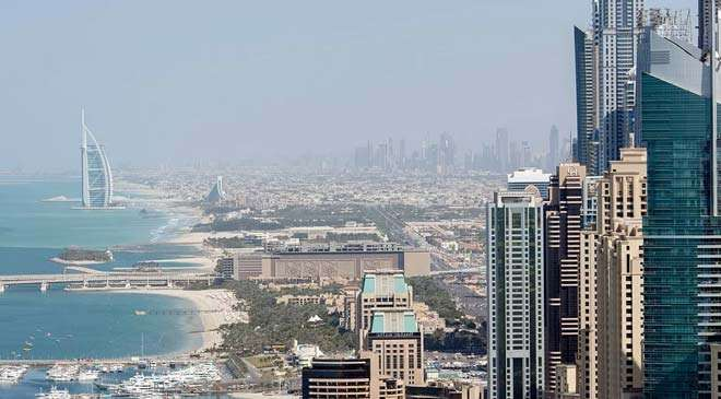 most visited Dubai Attractions