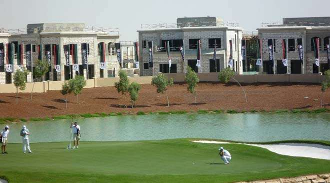 Dubai golf vacation