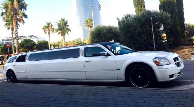limousine rental in Dubai