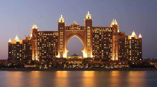 luxury vacation Dubai