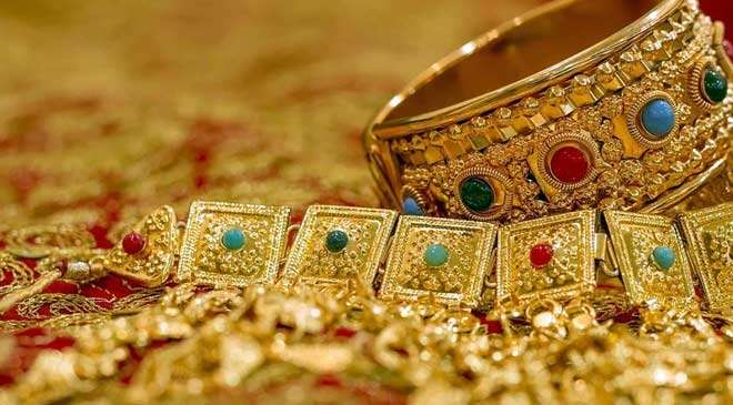 Dubai gold jewellery shopping
