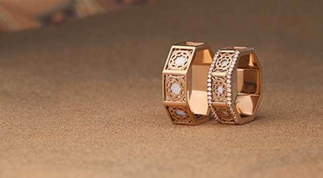 beautiful jewels by Samra in Dubai