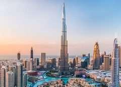 Burj Khalifa – The Beauty of Dubai