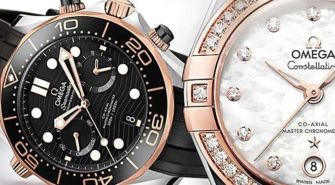 High End Omega Watches in Dubai