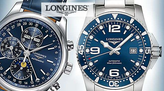 Longines Watches in Dubai