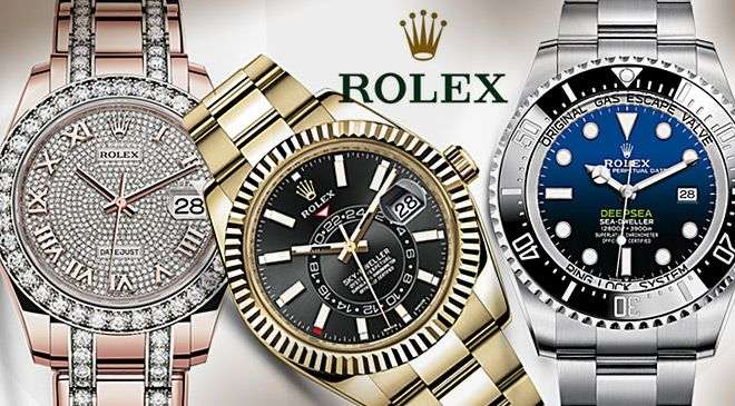 Luxury Rolex Watches in Dubai