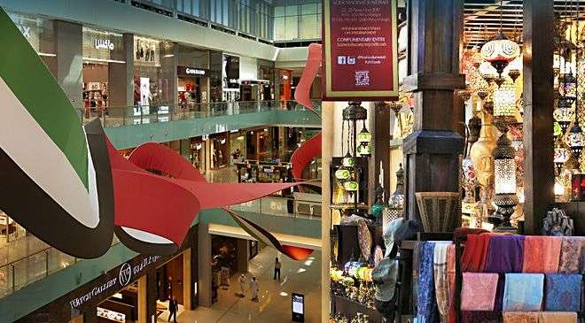 Private Shopping Tour Dubai