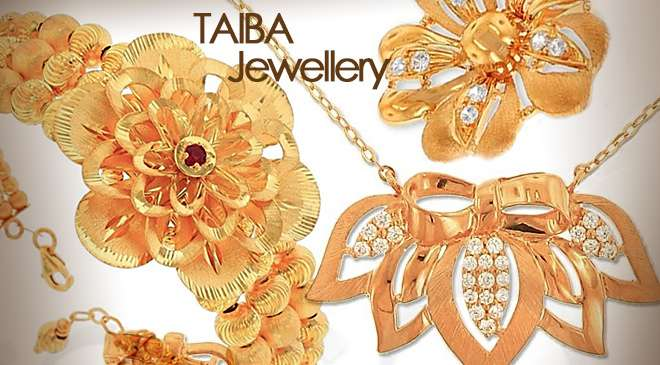 Taiba Jewellery at Gold Souk Dubai