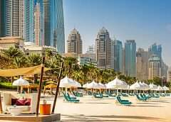 The Best Beaches of Dubai