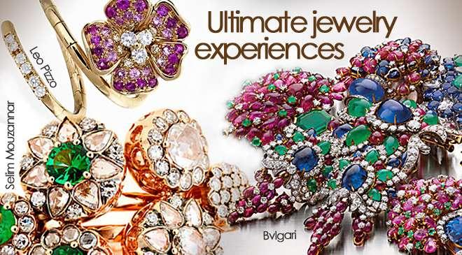 Ultimate Jewelry Experiences Dubai